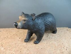 1967 Breyer Molding Company Black Bear Cub Mold number 308 Chris Hess
