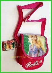 Brand new Barbie hip Bag crossbody girls kids travel purse waterproof pouch AU $8.99