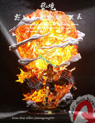 Art Realm Studio Fireball Portgas·d· Ace Gk Collector Resin Statue Limited Stock