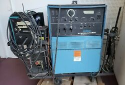 Miller Syncrowave 300 Ac/dc Single Phase Gas Tungsten Arc