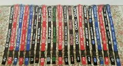 Car Brands Lanyards Detachable Honda Hyundai Jeep Subaru GMC KIA Toyota Choose $5.99