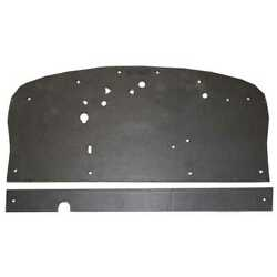 Backorder Only Firewall Sound Insulation Pad For 1931 Buick Series 60 Flat Flat