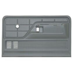 Interior Door Panel Skin Overlay For 1973-1979 Ford Blue