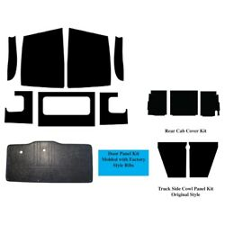 Cab Cover Panel Kit For 1948-1950 Dodge Truck Abs Plastic Complete