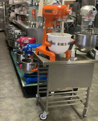 Hobart 20 Qt. Mixer- Plastic Bowl And Whip- Custom Colors- Reconditioned