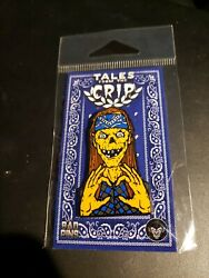 Tales From The Crypt Keeper Hbo Show Enamel Art Lapel Pin Horror Rare