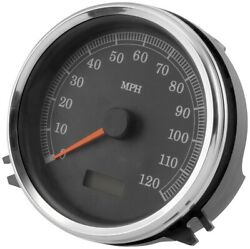 Bikerand039s Choice 76436a 5in. Electronic Replacement Speedometer
