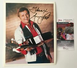 Jerry Reed Signed Autographed 8x10 Photo Jsa Certified 2