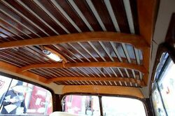 1949 1950 1951 Ford Mercury Woodie - Wood Headliner Or Any Car Or Year Roof
