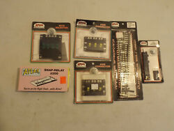 Ho Atlas Lot Of Switch Equipment New In Packages
