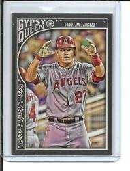 2015 Topps Gypsy Queen La Angels Team Set - Base, Minis, Variations, Sps ++++