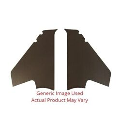 Kick Panel Board For 48-53 Hudson Commodore Series Super Series Pacemaker Brown