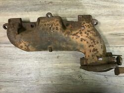 1965 66 67 68 Olds Cutlass 442 Used Gm Lh Dual Exhaust Manifold X 389269 109