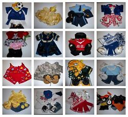 You Pick - Deluxe Build A Bear Outfits - Clothes Movies Harley Batman Disney