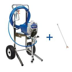 Graco Prox21 Cart Airless Paint Sprayer With 20 In. Tip Extension