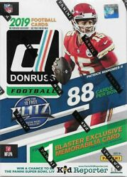 2019 Donruss Football Base Set Pick A Player Complete Your Collection