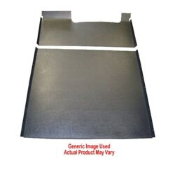 Headliner For 57-60 Dodge Truck Abs Plastic W/sail Quarter Panels And Binding Tape