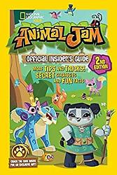 Animal Jam Official Insiderand039s Guide Second Edition Hardcover Kat