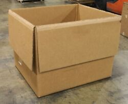 Triple Wall Boxes Heavy Duty Corrugated Shipping Crates Rated for 1100LBS USED