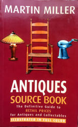 Antique Source Book By Martin Miller 2004 1st Ed Antique Prices Sc Brand New