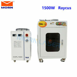 1500W Handheld Fiber Laser Welding Machine Raycus For SS MS Metal Welder MORN