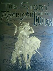 Sold 3500 🔥 Ex Rare Antique_1887 History American Indian_tribes_war_ Massacres