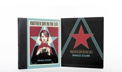 Ringo Starr-another Day In The Life-genesis Publications-signed-442-new Sealed