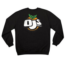 OJ Wheels Mens OJ Fresh Crew Neck 44251876
