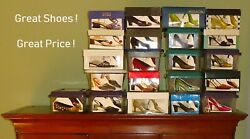 Lot of Designer Shoes $355.00