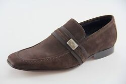 Sarreti Men's Dress Cafe Suede Made In Brazil Shoes Style58702