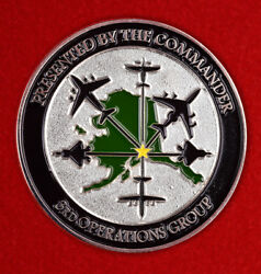 Challenge Coin U.s.air Force 3rd Operational Group Challenge Coins Army Military