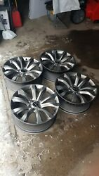 Chrysler/dodge Oem Mags 20inch 5x115