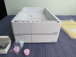 Shimadzu Dgu-20a3r Hplc 3 Channel Degasser With Reservoir Tray And Software,extras