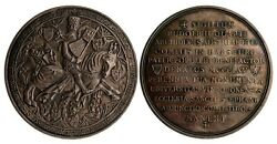 Medal 1865 500-th Anniversary Of The Founding Of The University Of Vienna Rrr