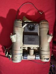 Space Above And Beyond Screen Used Backpack Prop Saab - Alien Resurrection
