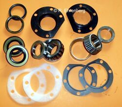 For Mopar Rear Wheel Roller Bearing Kit B/e-body 66-74 Dodge Plymouth Dana 60