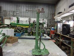John Deere B Unstyled And Early Styled Transmission Cover Shift And Throttle B603r