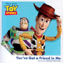 Toy Story (1995) 'You've Got a Friend in Me' 3