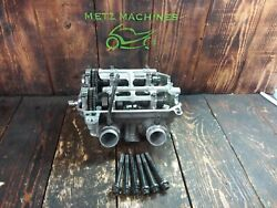 1999 Honda St1100 St 1100 Oem Right Side Cylinder Heads With Cams Caps Bolts