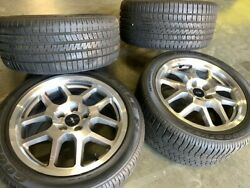 Shelby Svt Tires And Wheels 2007 P285/402r18 - P255/45zr18
