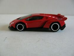 Hot Wheels Custom Lamborghini Veneno 1 64 Real Riders $15.99