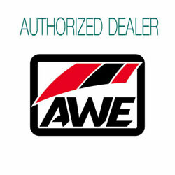 Awe 3010-42042 Touring Exhaust Quad Outlet F3x N20/n26 328i Silver Tips 80mm