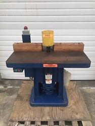Oliver Machinery Co. Single Spindle Shaper Model 285-t