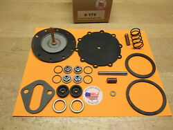 1949 To 1956 Gmc Truck 318 360 6 Cyl Double Action Fuel Pump Modern Rebuild Kit