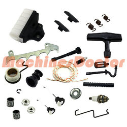 Air Filter Fuel Oil Cap Hose Filter Compatible With Stihl 023 Ms230 025 Ms250