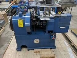 2013 Whirlwind 185 Automatic tag stringing machine Purc