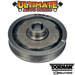 Harmonic Balancer Crank Pulley 3.0l V6 For 05-07 Ford Freestyle