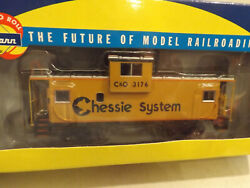 Ho Athearn Chessie System 3176 Caboose In Original Box