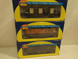 3 Ho Athearn Ejande Freight Cars In Original Box