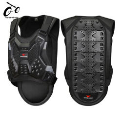 Motorcycle Hard Shell Vest Motocross Adventure Safety Chest Protector Body Guard